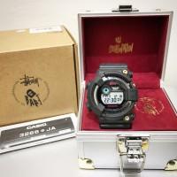 G-Shock Frogman BAPE X Stussy GF-8250-BS
