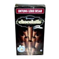 Chocolatos Dark (Astor Lezat Dari Garuda Food) Isi 20pcs