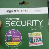 harga Kaspersky Internet Security 2017 - 3 User/pc Tech Titan Original Tokopedia.com