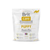 Brit Care - Puppy Lamb & Rice 1 Kg. Super Premium, Dog Food