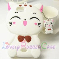 harga Casing Kucing Cat Putih White Xiaomi Hongmi Note 3 Lucu Cute Case Unik Tokopedia.com
