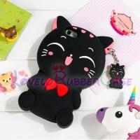 harga Casing Kucing Cat Black Oppo F1s / A59 New Hot Lucu Cute Unik Silicone Tokopedia.com