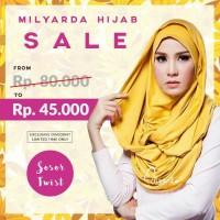 Hijab / Kerudung / Jilbab Instan / Sosor Twist