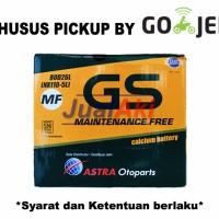 GS MF 80D26L / Aki Kering / Maintenance Free (Promo Gojek)