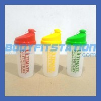 Shaker Ultimate 400 ml / botol minum Nutrition ori original whey UN