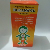 Elkana CL emulsi 120 ml