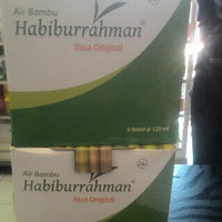 air bambu habiburrahman 120ml