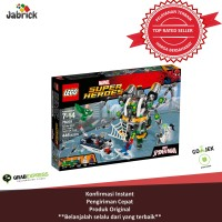 LEGO # 76059 MARVEL Spider-Man: Doc Ocks Tentacle Trap