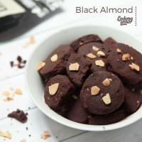 Blackmond Cookies Ladang Lima Almond Cookies Asi booster diet