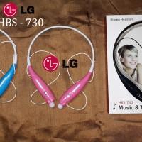 Headset Bluetooth LG TONE SPORT HBS-730 / LG TONE HBS 730 / HBS 730