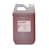 OneScrub OneMed 4% Hand Scrubs refill galon 5Liter/5000ml/cc