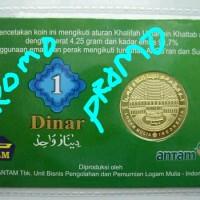 Emas Antam Murah - Dinar Antam Garansi Uang Kembali 100%