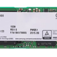 Samsung PM951 256GB NVMe SSD For XiaoMi Notebook air 12.5 inch