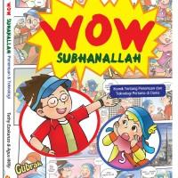 """Komik Wow Subhanallah """"Tentang Bumi dan Luar Angkasa"""""""