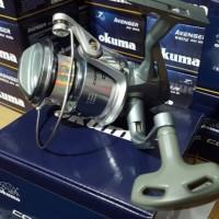 harga Reel Okuma Compressa Cp-40 Free Spool Tokopedia.com