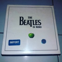 Boxset CD The Beatles In Mono ... Boxset Original by Warner Music