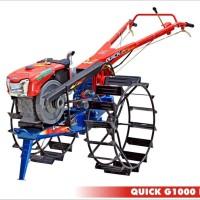 Traktor only Quick BOXER-G1000+ Diesel Kubota RD85 Radiator