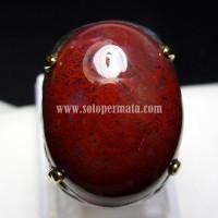 Harga Batu Akik Lumut Merah Hargano.com