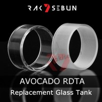 Harga glass avocado 24 rdta replacement tank pyrex kaca avocado | Hargalu.com