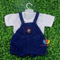 Celana Kodok Levis uk Bayi 3-12 bulan / Overall Baby Kaos Bayi