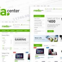 MediaCenter v2.6.4 Electronics Store | Toko Online Cantik