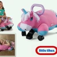 pillow racer little tikes unicorn