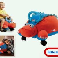 pillow racer little tikes dino
