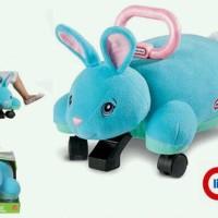 pillow racer little tikes bunny