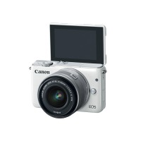 harga Canon EOS M3 Kit EF-M 15-45mm Mirrorless Tokopedia.com