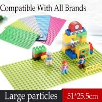 Lego duplo baseplate xl size 51 x 25.5 cm