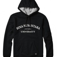 Hoodie/Sweater/Jaket/Hoodie Universitas bina nusantara