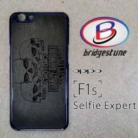Casing / Cover Oppo F1s Harley Skull Wallpaper X4488