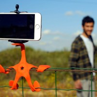 Jual Gekkopod Mini Tripod Smartphone Mount - Portable and Fleksible Murah