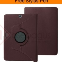 Rotating Leather Flip Case Cover - Samsung Galaxy Tab S2 8' T715 T719