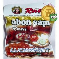 Harga Abon Sapi Cap Ratu Travelbon.com