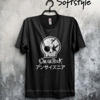 Jual baju pakaian kaos band jepang one ok rock logo Murah