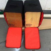 Cajon sungkai / drum Box plus softcase ( KHUSUS GOJEK )