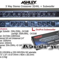CROSSOVER AKTIF ASHLEY 324 XL (4WAY)
