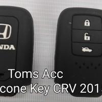 silicone key CRV 2016 remote cover/kondom kunci/casing silikon