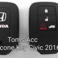 silicone key Civic 2016 remote cover Honda/kondom kunci Casing