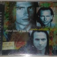 CD Ottmar Liebert & Luna Negra - Rumba Collection 1992-1997