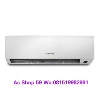 AC SAMSUNG 1/2 PK AR- 05 KRFLAWKN,HEMAT ENERGY,LOW VOLTAGE PROMO