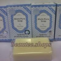 Jual gluta pure soap ori by wink white - sabun pemutih Murah