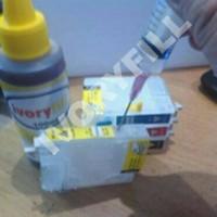Refill suntikan isi ulang tinta 20ml dengan jarum