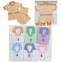 harga Baju Seragam Suster / Baju Suster / Baju Babysitter Cln Panjang L Tokopedia.com