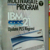 Analisis multivariate program IBM SPSS 21 edisi 7 by .imam ghozali