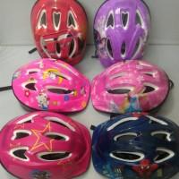 Helm / Pelindung Kepala Anak Sepatu Roda Inline Skate