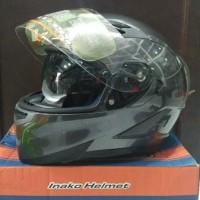 Helm INK Duke Solid Fullface Full Visor Antifog Original