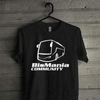 t shirt comunity bus mania