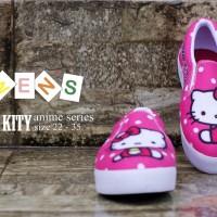 Jual Sepatu Anak Hello Kitty Murah